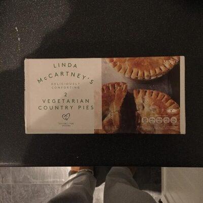 2 Vegetarian Country Pies - Product - en