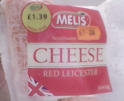 Red Leicester Cheese - Produit - en