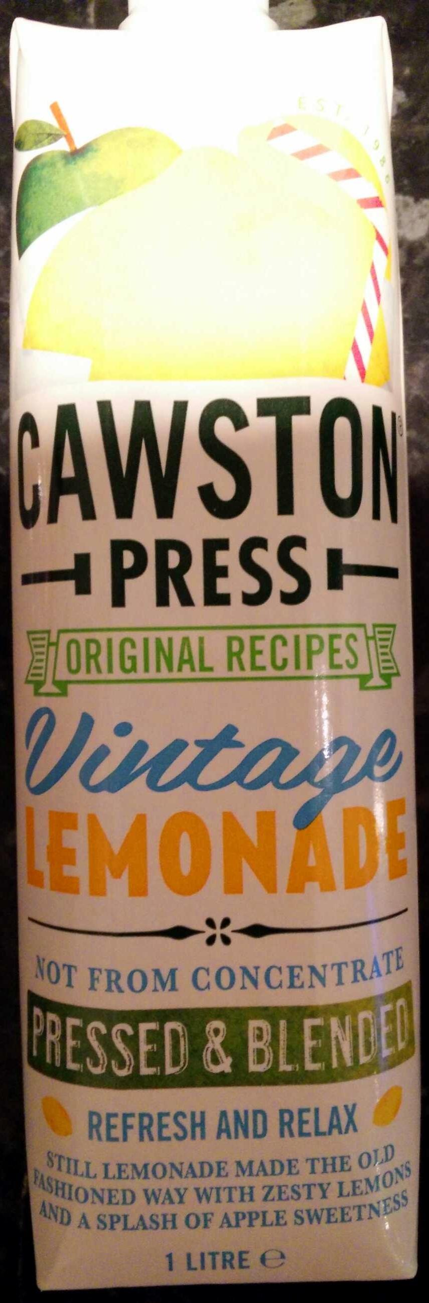 Vintage Lemonade - Product - en