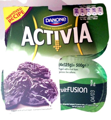 Activia Prune - Product