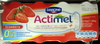 Actimel strawberry 0% fat - Product