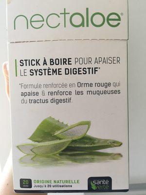Nectaloe - Stick à boire - Product - fr
