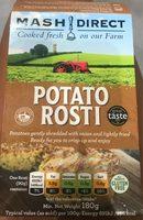 Potato rosti - Produit - fr
