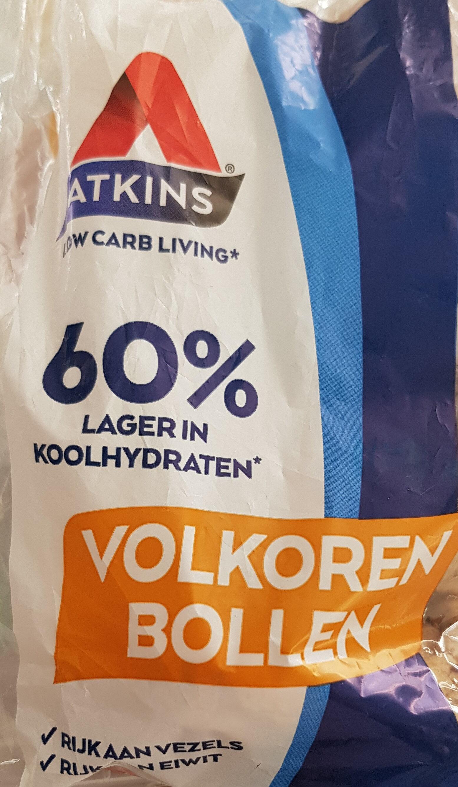atkins volkoren bollen - Product