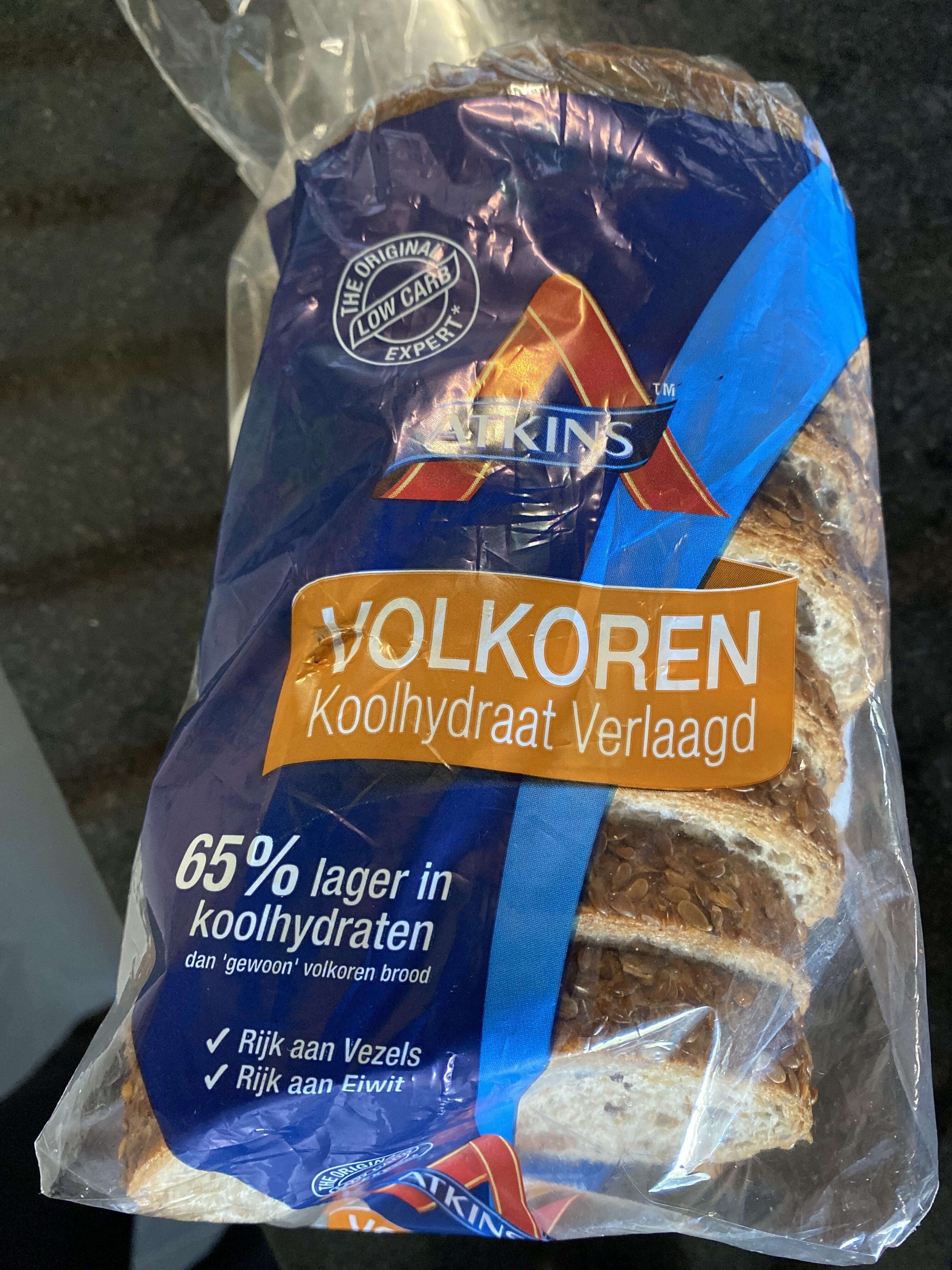 Volkoren koolhydraad verlaagd - Product - nl