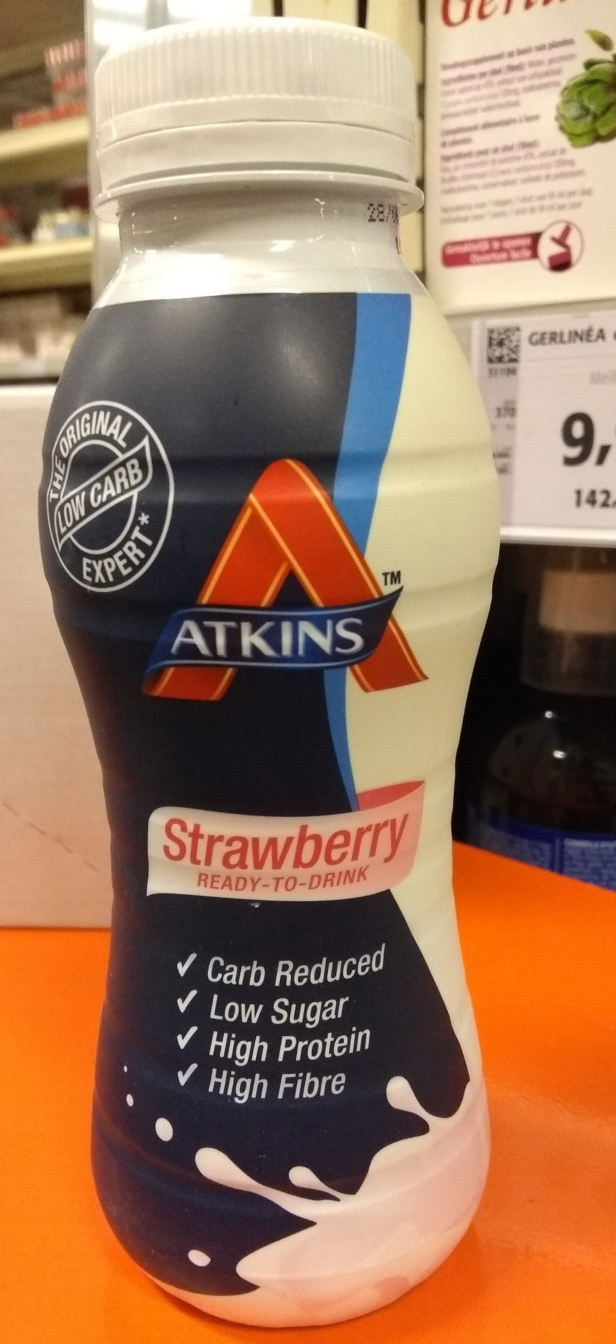 Atkins Strawnerry - Product - fr