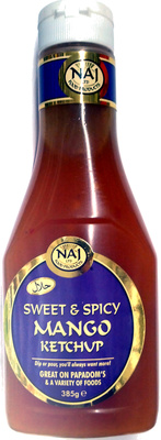 Sweet & Spicy Mango Ketchup - Product - en
