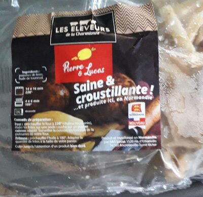 Frites - Produit - fr