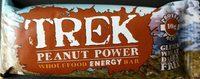 Peanut Power - Produkt