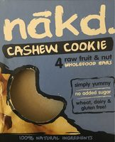 Cashew Cookie - Product