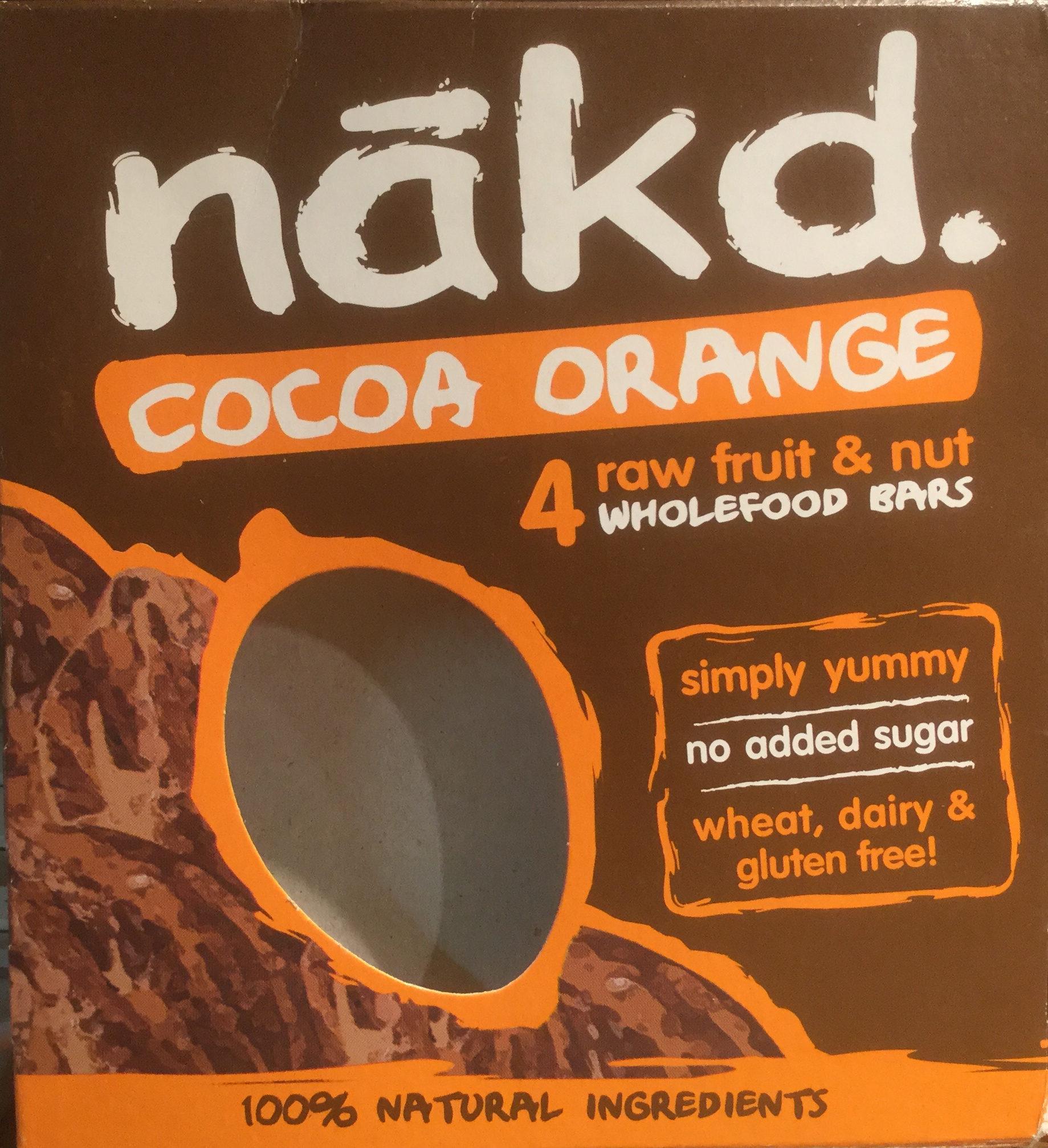Cocoa orange - Product - en