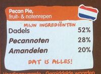 Pecan pie - Ingrediënten - nl