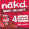 NAKD Framboise - Berry Delight - Product