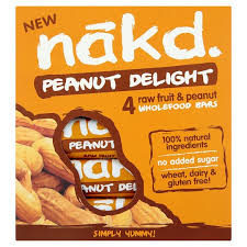 Nakd Bar Peanut Delight - Product - en