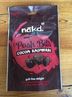 Posh bits cocoa raspberry - Product