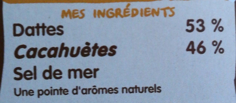 Peanut Delight - Ingrediënten