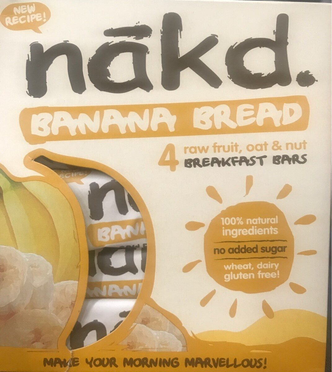 Banana Bread - Product - es