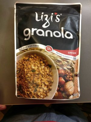 Granola original - Product - fr