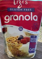 Gluten Free Granola - Product - fr
