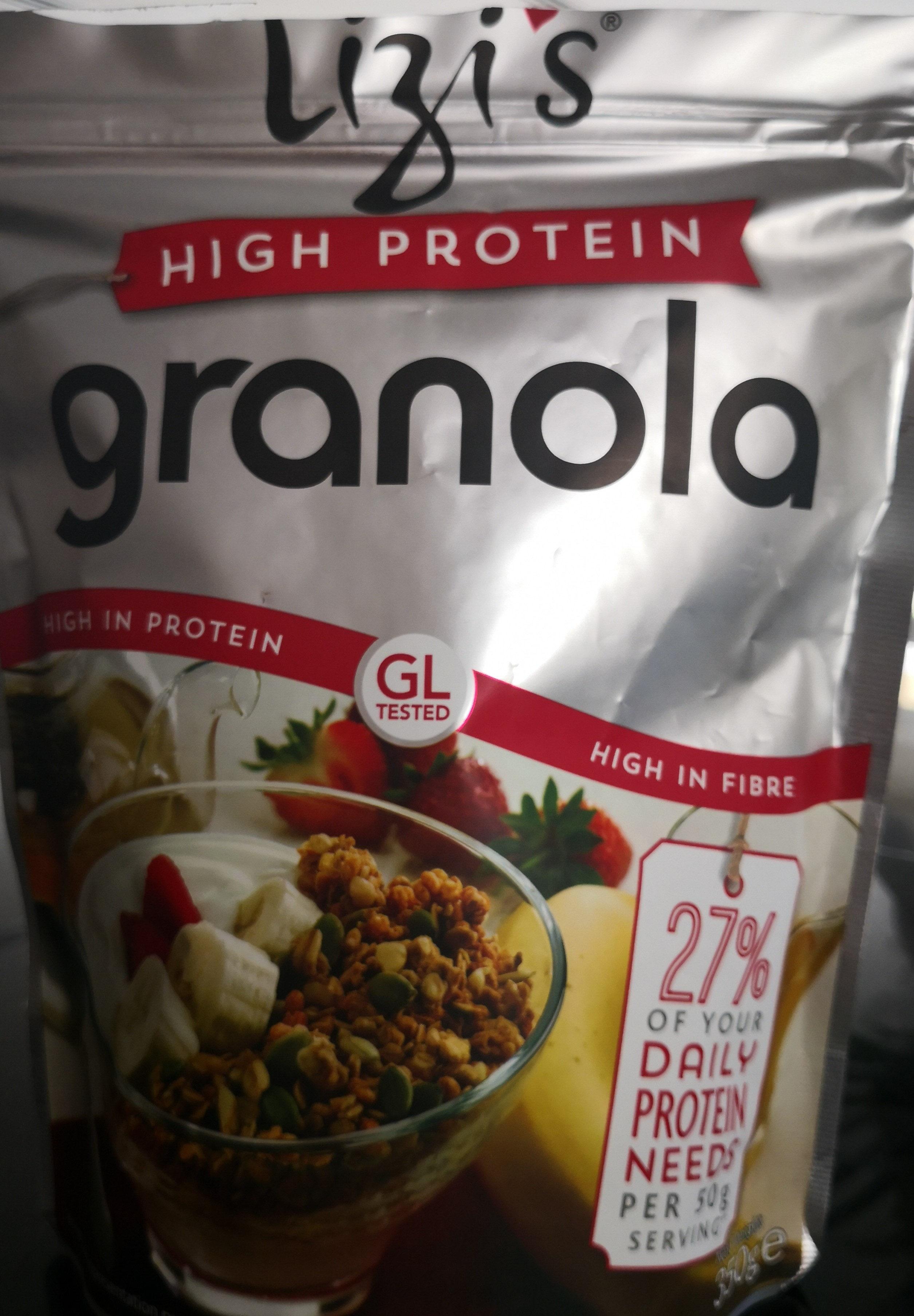 High Protein Granola - Produit