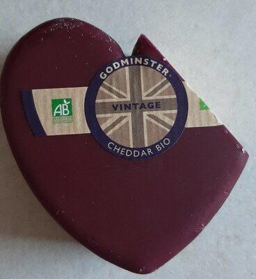 Godminster cheddar bio - Product - fr
