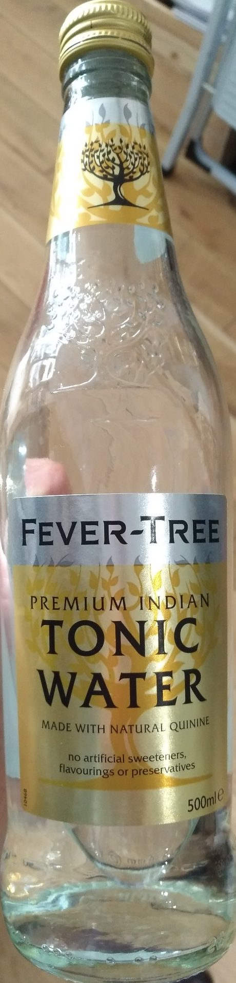 Premium Indian Tonic Water - Produit - fr