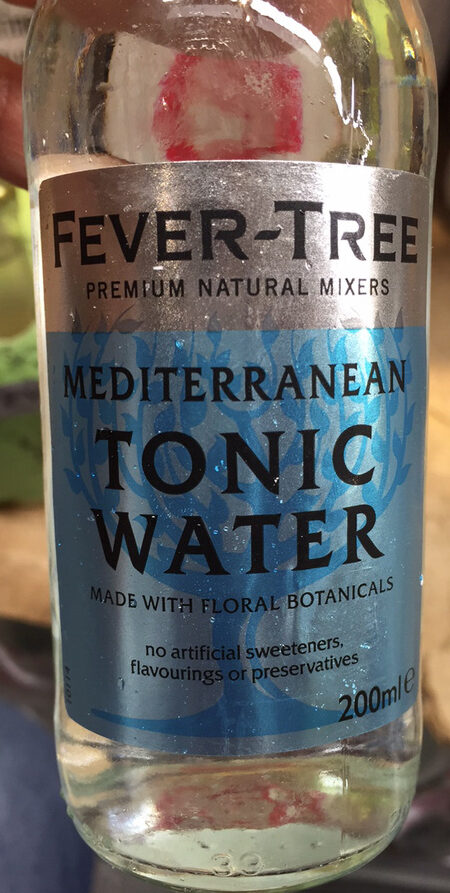 Mediterranean Tonic Water - Product - de