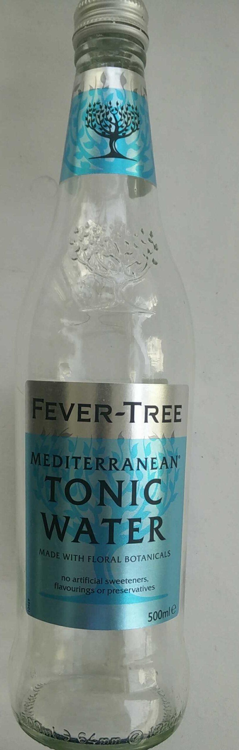 Mediterranean Tonic Water - Produit - en
