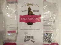 Baby potatoes - Product