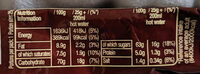 Galaxy Instant Hot Chocolate - Nutrition facts - en