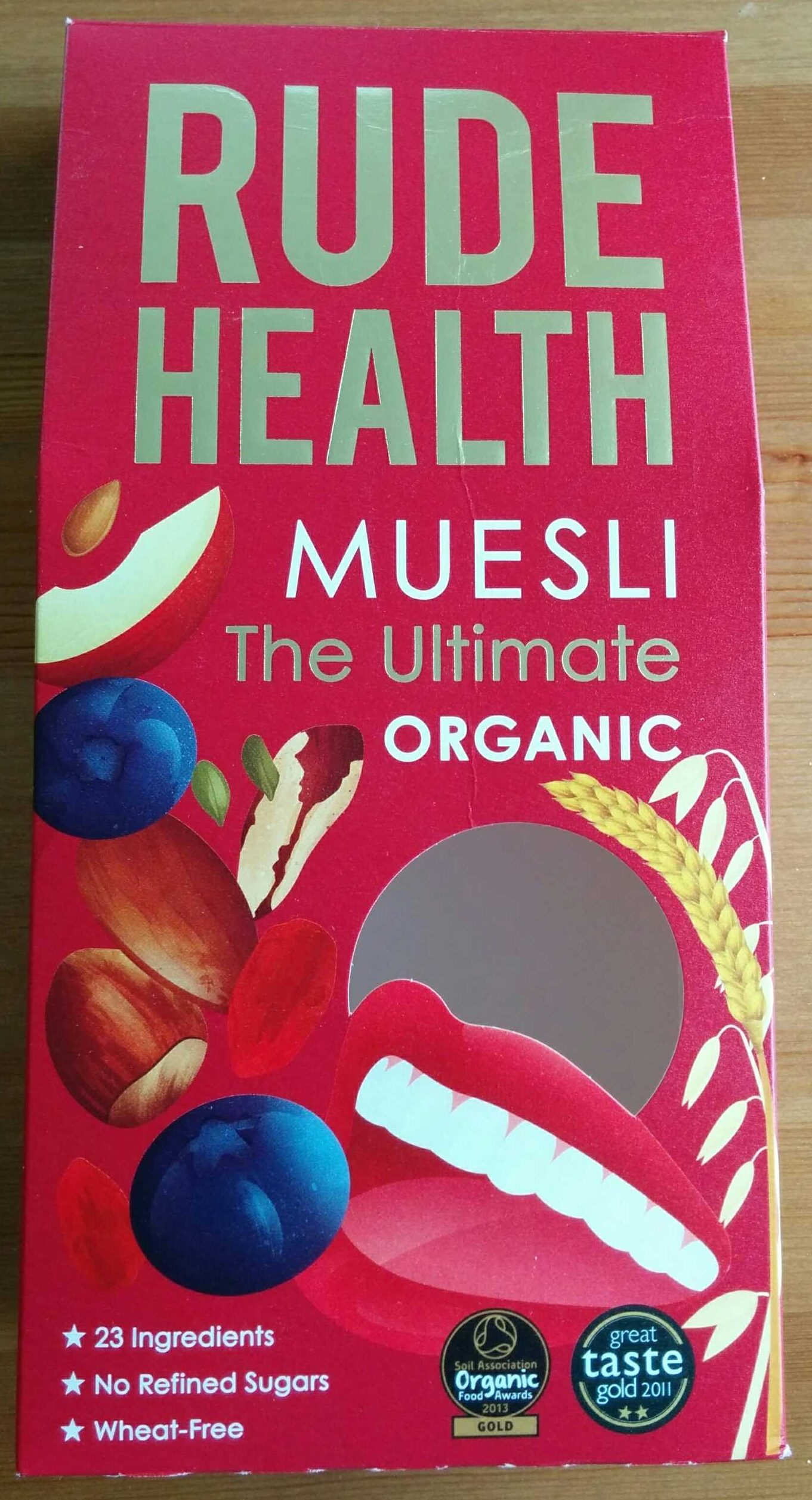 The Ultimate Muesli - Product