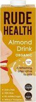 Organic Almond Drink - Prodotto - fr