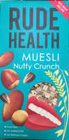 Muesli Nutty Crunch - Product