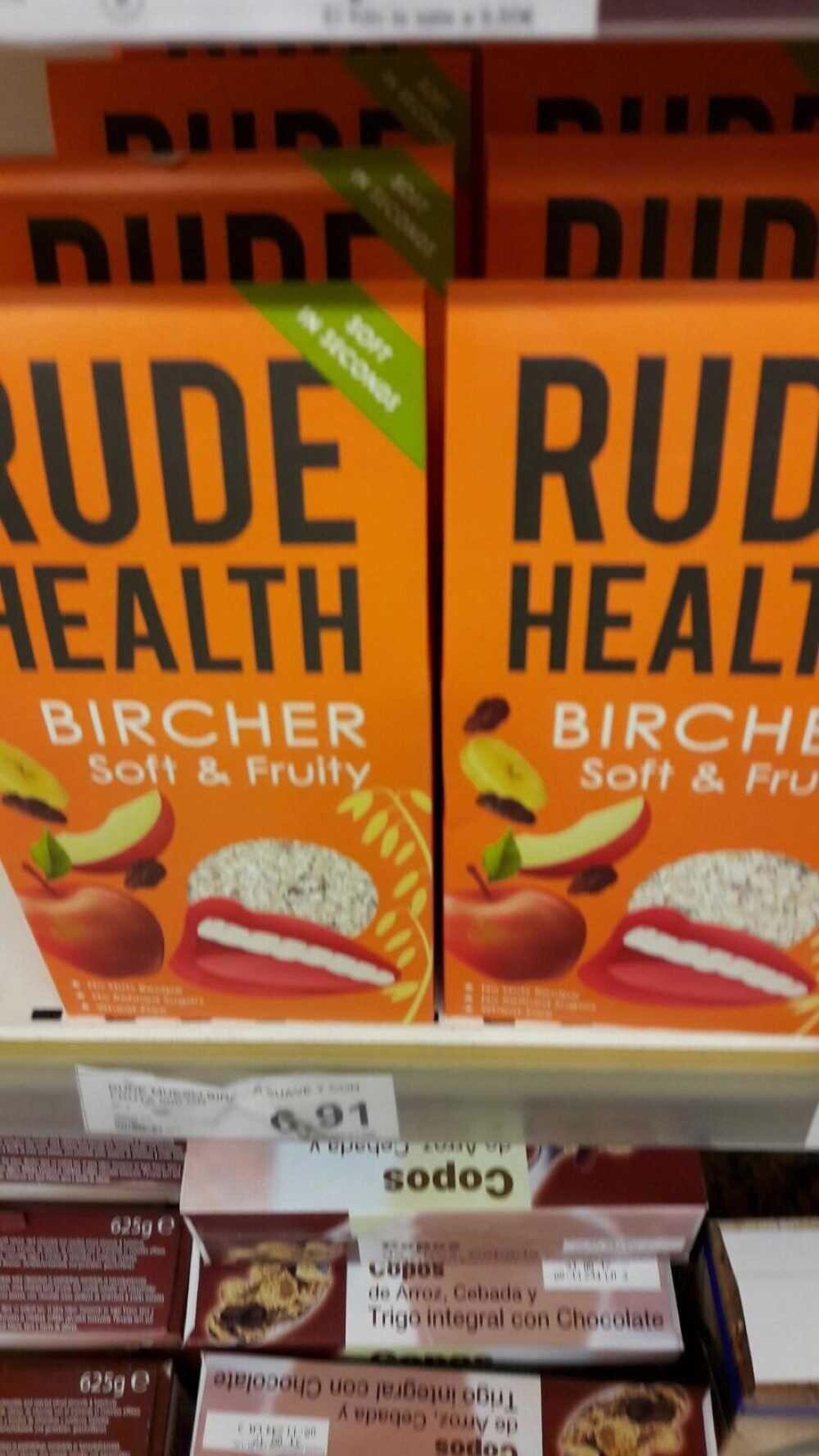 Bebida De Anacardos Sin Cereales Rude Health - Product - fr