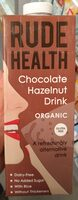 Chocolate hazelnut drink - Product - fr