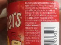 Teasers - Ingredients