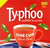 Typhoo - Producte