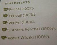 Fennel - Ingredients - fr