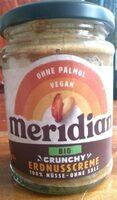 Erdnusscreme - Produkt - de