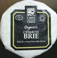Organic Cenarth Brie - Product - en