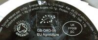Organic Cenarth Brie - Nutrition facts - en