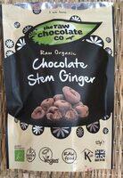 Chocolate stem ginger - Produit