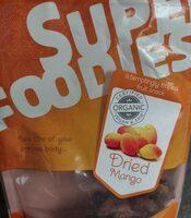 Dried Mango - Ürün - fr