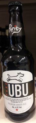 Pure UBU Premium Amber Ale - Product - en