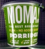 Moma Plain No Added Sugar Porridge - Product