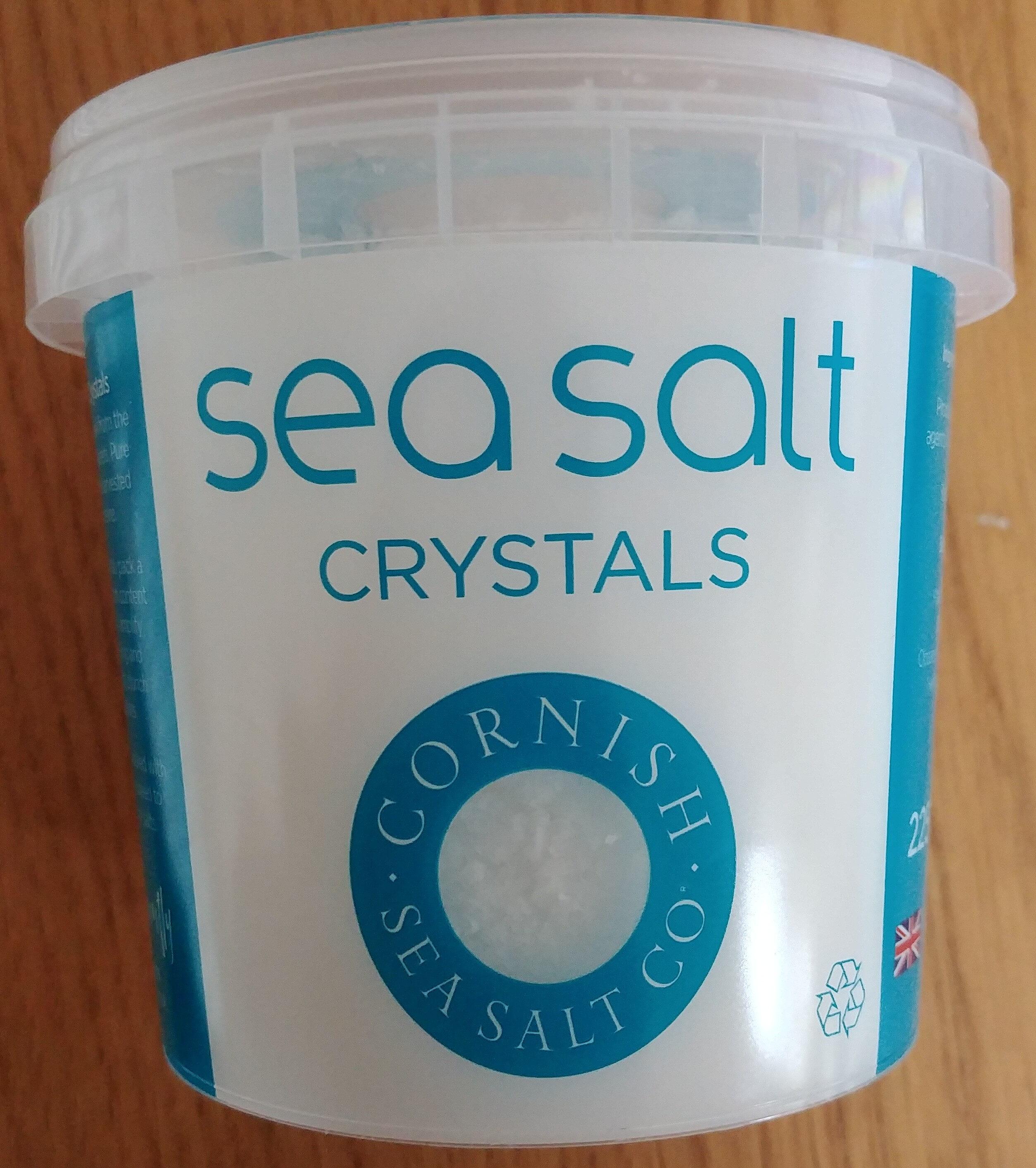 Sea Salt Crystals - Product - en