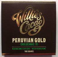 Peruvian Gold, Chulucanas 70 - Product
