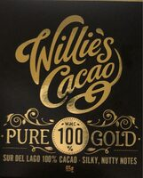 Willies Cacao - Product - en
