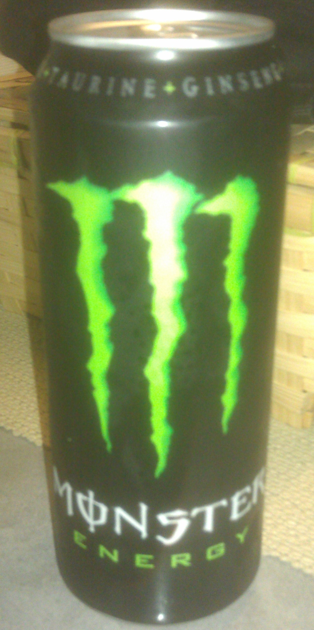 BTE 50CL MONSTER ENERGY - Product - fr