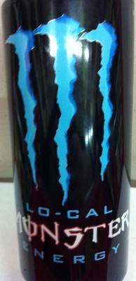 Lo-cal Monster Energy - Produit - fr
